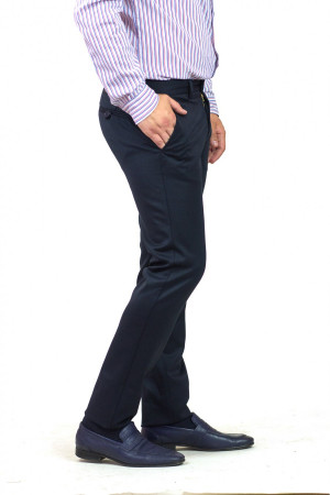 Чоловічі брюки «Гард» в офісному стилі