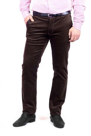 Брюки чоловічі «Норес» з вельвету коричневого кольору- купити в ... 75aef24da1ce5