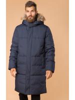 Чоловіча куртка «Себастіан» синього кольору