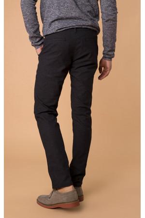 Мужские брюки «Уильям» черного цвета