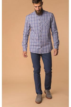 Мужские брюки «Уильям» синего цвета