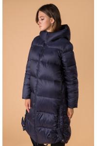 Женская куртка «Кэролайн» синего цвета