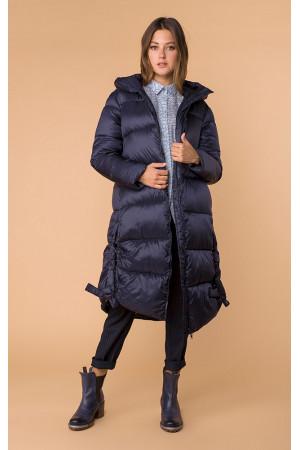 Жіноча куртка «Керолайн» синього кольору