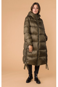 Женская куртка «Кэролайн» цвета хаки