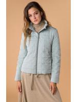 Жіноча куртка «Аврора» м'ятного кольору