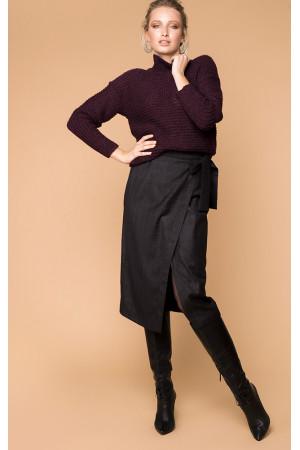 Спідниця «Тамара» чорного кольору