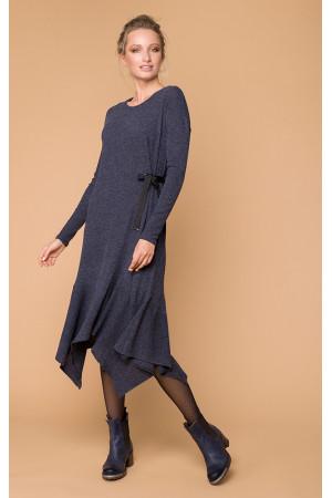 Сукня «Біані» синього кольору