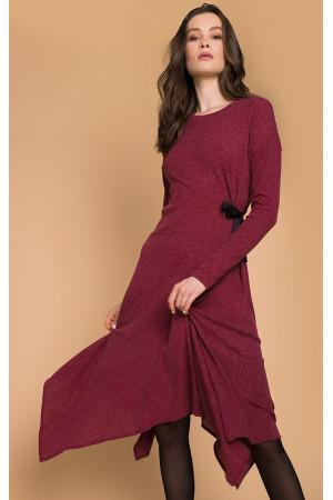 Сукня «Біані» червоного кольору