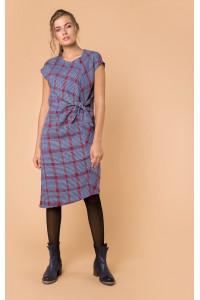 Сукня «Маріка» синього кольору