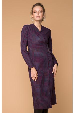 Платье «Холден» синего цвета