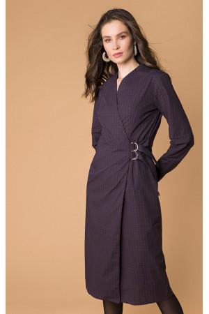 Платье «Холден» цвета хаки