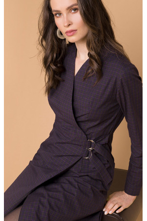 Сукня «Холден» кольору хакі