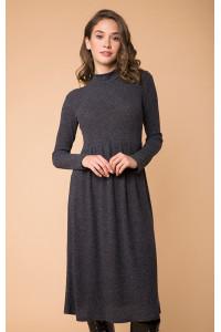 Сукня «Нобі» сірого кольору