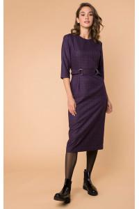 Сукня «Табія» фіолетового кольору