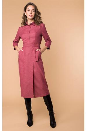 Сукня «Гала» червоного кольору