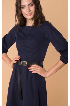 Платье «Амина» синего цвета