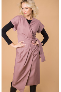 Сукня «Ернеста» кольору чайної троянди