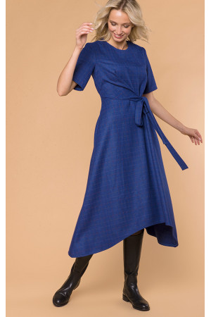 Сукня «Маранда» синього кольору