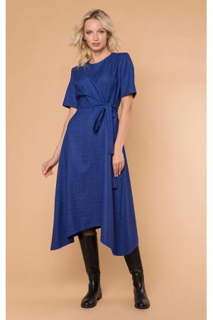 Платье «Маранда» синего цвета
