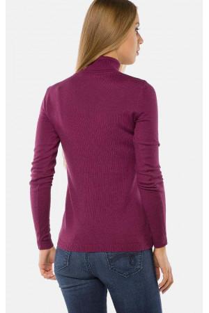 Гольф «Альберта» пурпурного цвета