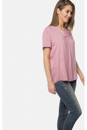 Топ «Лоді» рожевого кольору