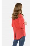 Сорочка «Коррін» червоного кольору