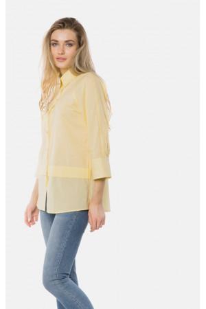 Сорочка «Ліммі» жовтого кольору