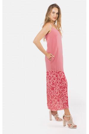 Сарафан «Істель» рожевого кольору