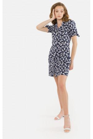 Сукня «Трисс» синього кольору