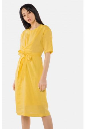 Сукня «Золля» жовтого кольору