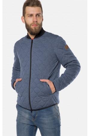 Чоловіча куртка «Дейв» синього кольору