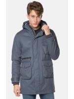 Чоловіча куртка «Данко» синього кольору