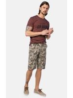 Мужские шорты «Шайн»  цвета хаки