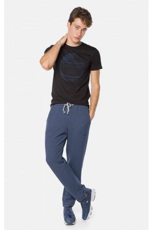 Чоловічі брюки «Рой» темно-синього кольору
