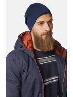 Чоловіча шапка «Корі» темно-синього кольору