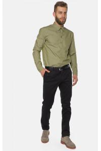 Мужские брюки «Эшли» черного цвета