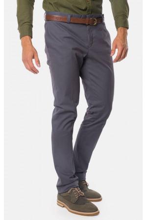 Мужские брюки «Эшли» темно-серого цвета