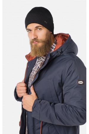Чоловіча шапка «Родні» чорного кольору