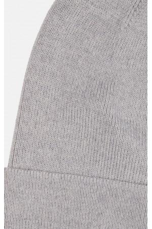 Мужская шапка «Кори» серого цвета