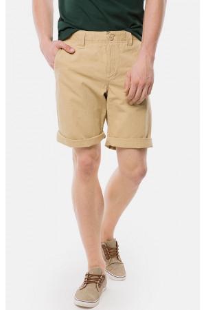 Чоловічі шорти «Бен» бежевого кольору