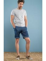 Мужские шорты «Макс» голубого цвета
