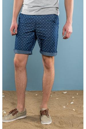 Чоловічі шорти «Макс» блакитного кольору