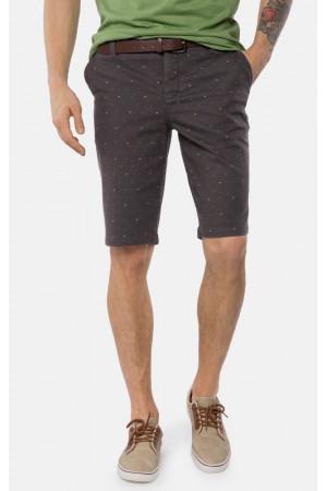 Чоловічі шорти «Гарі» темно-сірого кольору