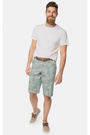 Чоловічі шорти «Африка» кольору м'яти