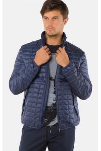 Мужская куртка «Энди» голубого цвета
