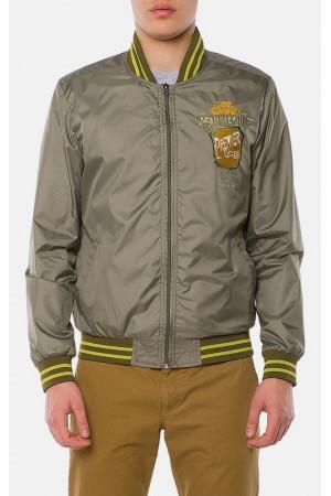 Чоловіча куртка «Лео» кольору хакі