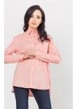 Сорочка «Ревека» персикового кольору