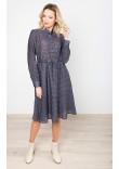 Сукня «Мілліс» темно-синього кольору
