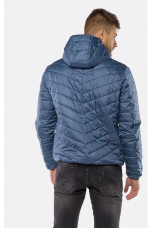 Мужская куртка «Клод» синего цвета