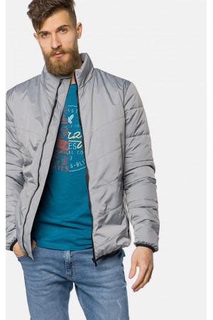 Чоловіча куртка «Коді» сірого кольору